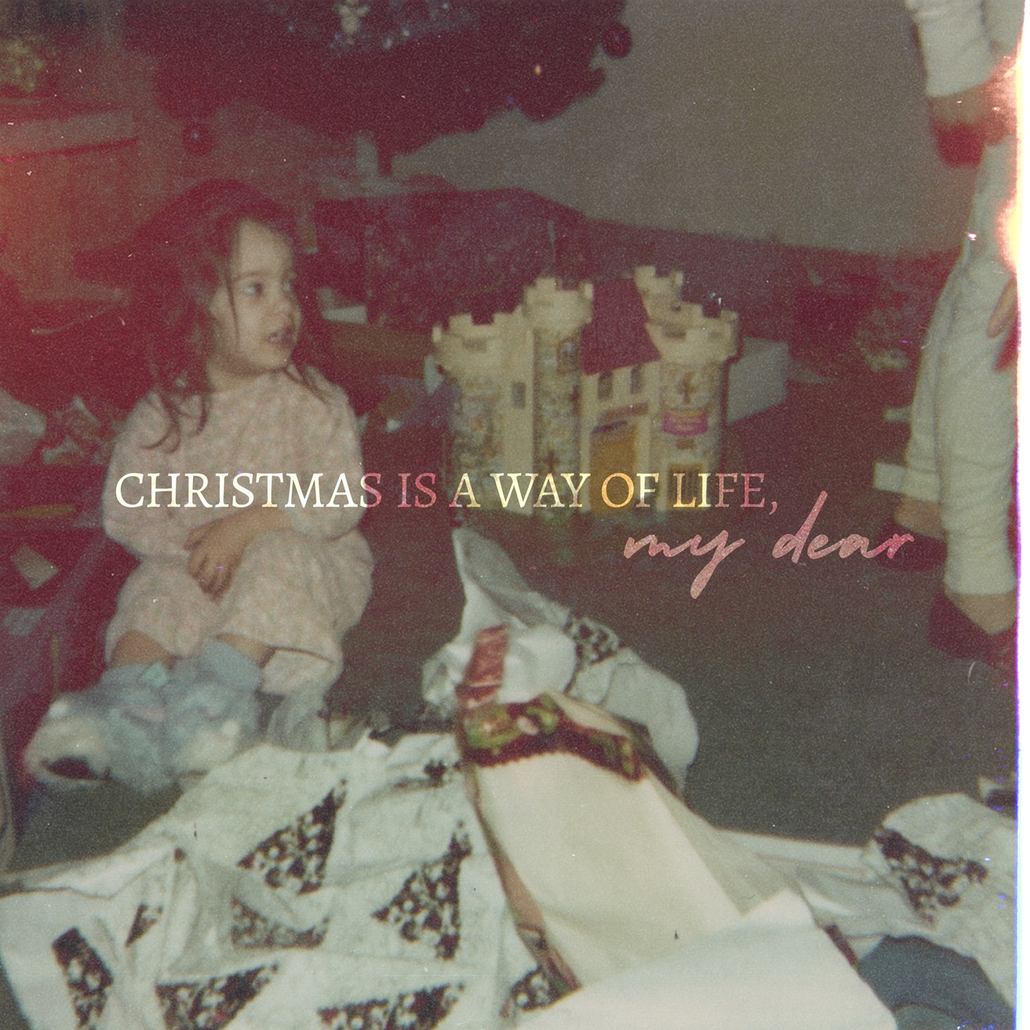 Christmas is a way of life, my dear - album artwork